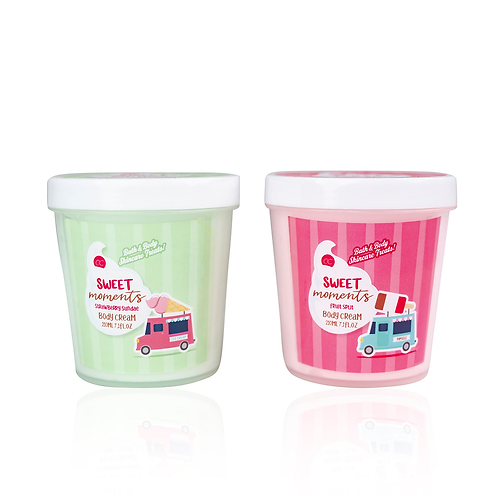 DUO SET Bodycrème  SWEET MOMENTS