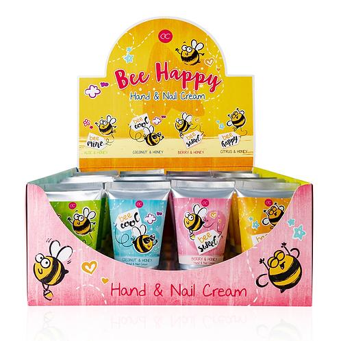 Hand- en nagelcrème BEE HAPPY
