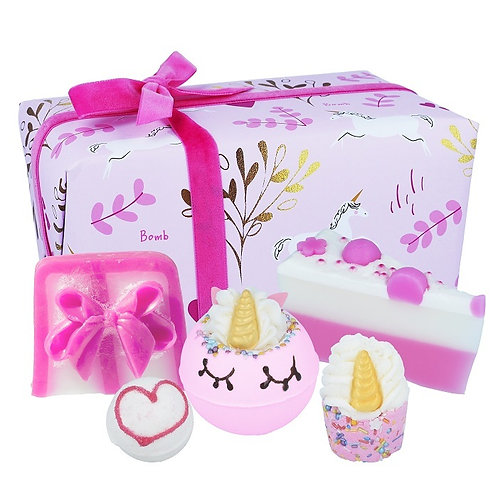 UNICORN sparkle gift box