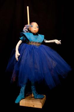 Loulou bleue (Vendue)