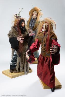 Les trois sorcières (Macbeth)