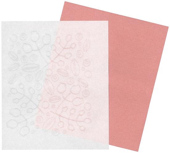 美濃和紙の懐紙(森のベリー)