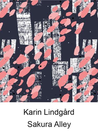 江戸更紗デザイン Karin Lindgård