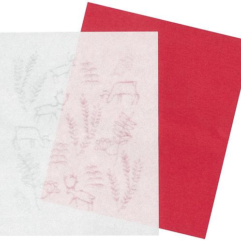 美濃和紙の懐紙(ノース、サウス)