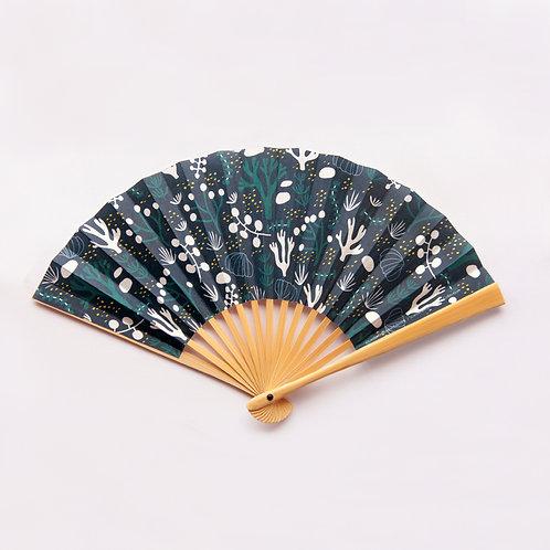 京都の小扇子(海の宝物)