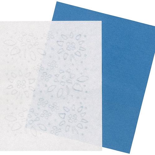 美濃和紙の懐紙(牧草地の思い出)