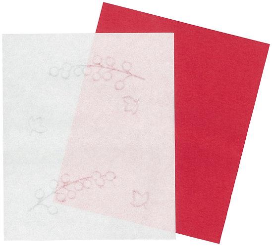 美濃和紙の懐紙(夏の味)
