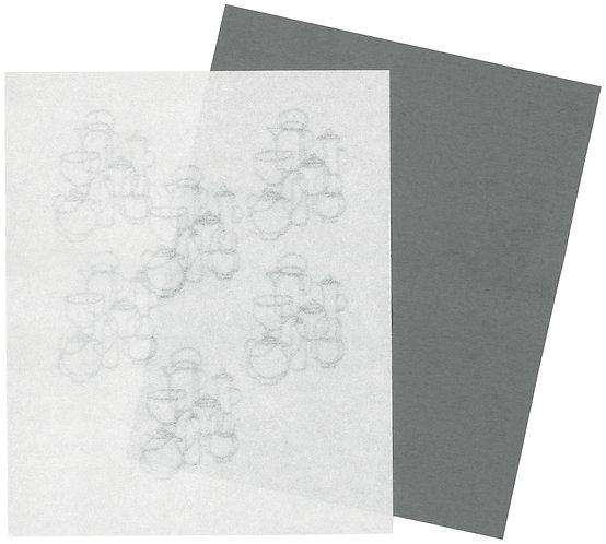 美濃和紙の懐紙(ティータイム)