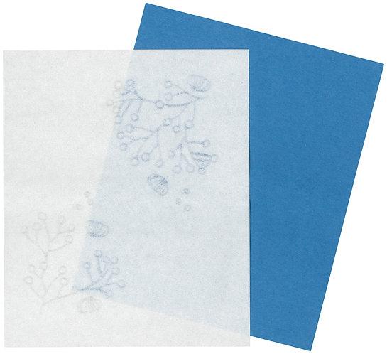 美濃和紙の懐紙(海の宝物)