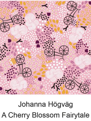 江戸更紗デザイン Johanna Högväg