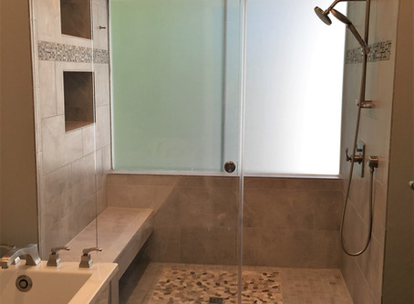 Bathroom Transformation