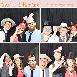 PAVEL AND MARIAM'S WEDDING