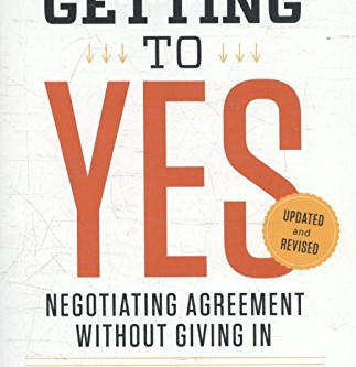 Getting to YES - The Must-Have Book
