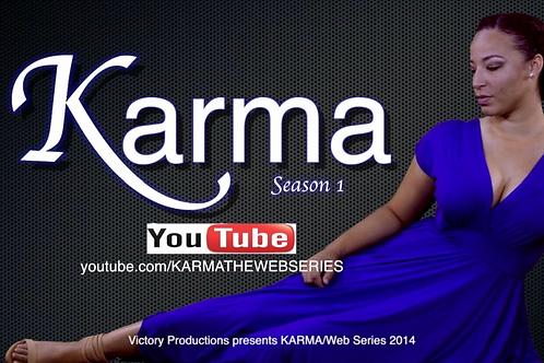 KARMA Season 1 DVD