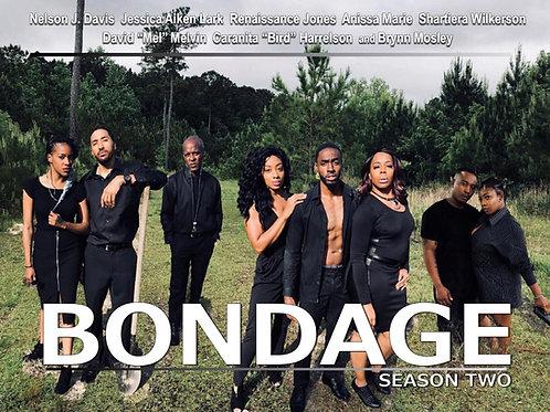 Bondage Season 2 DVD