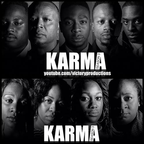 KARMA Season 3 DVD