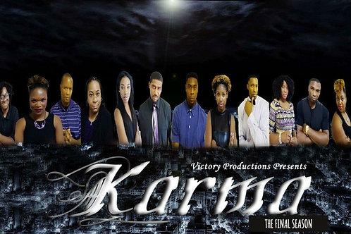 KARMA Season 5 DVD