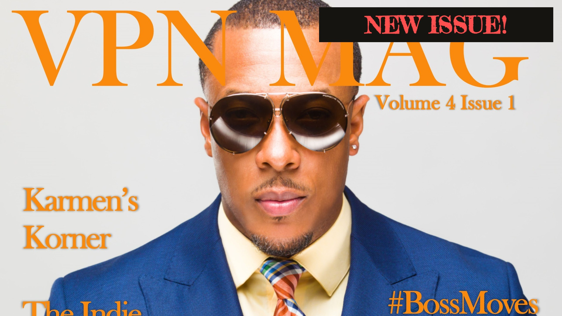 NEW VPNMAG Volume 4, Issue 1