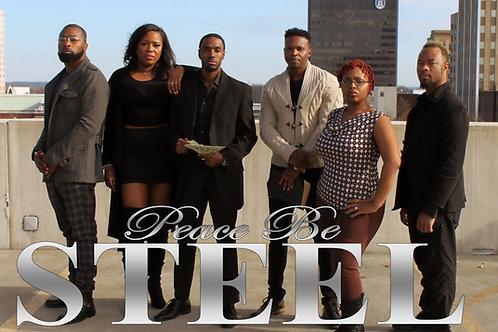 Peace Be Steel Season 2 DVD