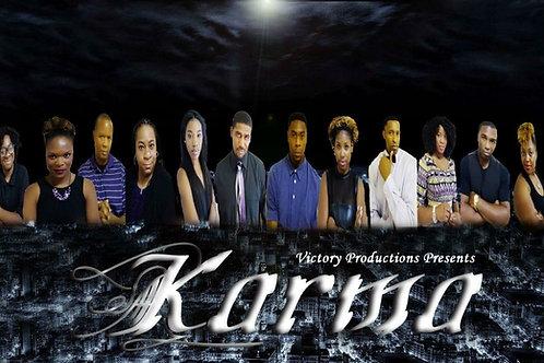 KARMA Season 4 DVD