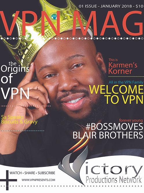VPN MAG Vol 1, Issue 1 (Digital)