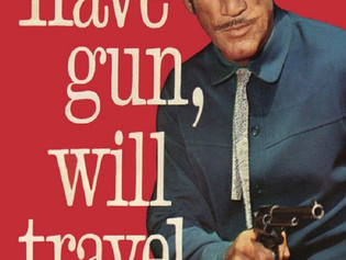 Have Gun Will Travel July 2nd, 2016 Shoot