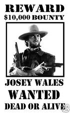 Outlaw Josey Wales March 5th Shoot