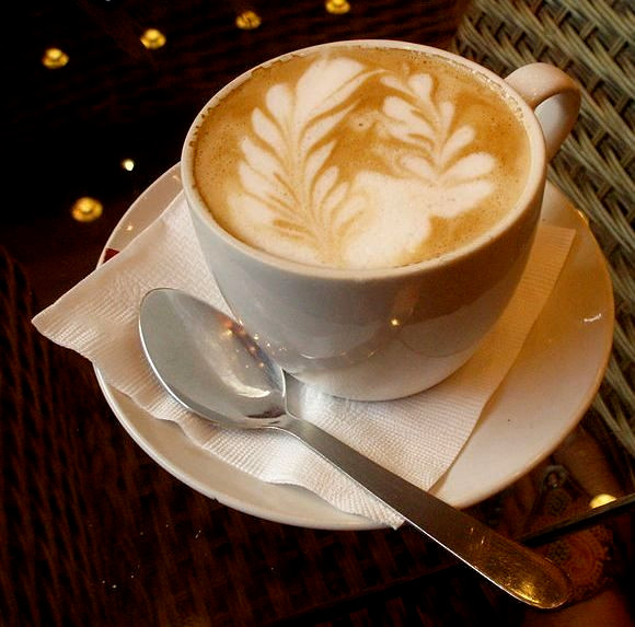 Perk up!  It's National Gourmet Coffee Day