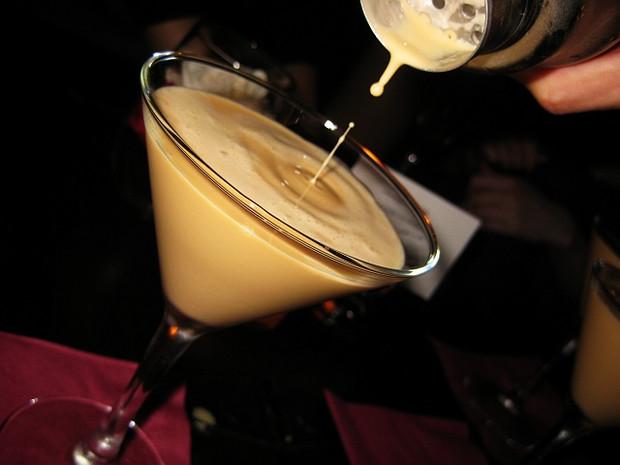Brandy Alexander Day:  Cheers!