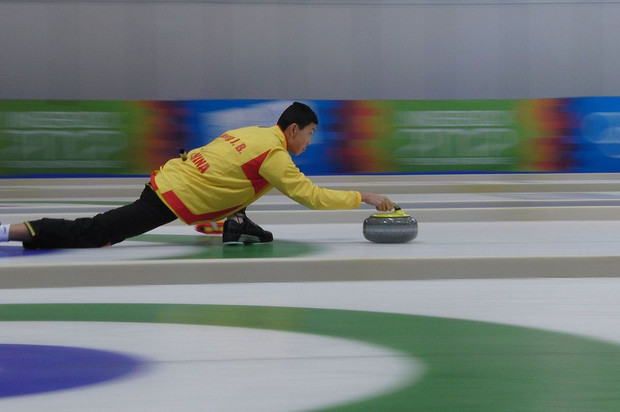 Happy Curling is Cool Day: Cool sport 'sweeps' America