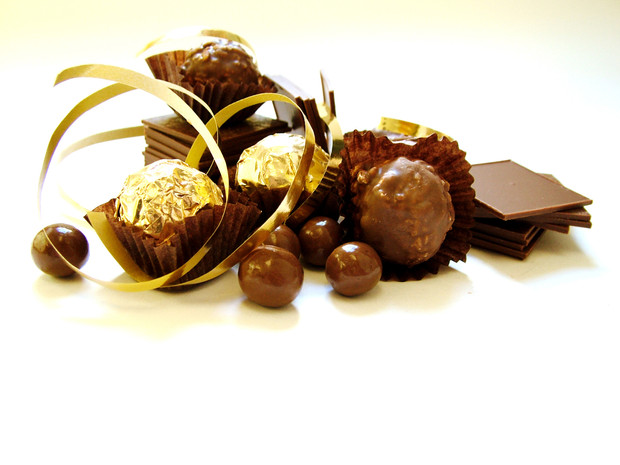 Mmmm - It's National Chocolate Candy Day:  Sweet!