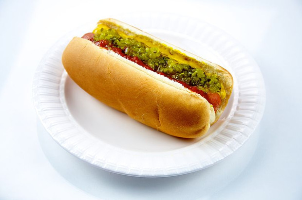 National Hot Dog Day:  Hot Diggity Dawg!