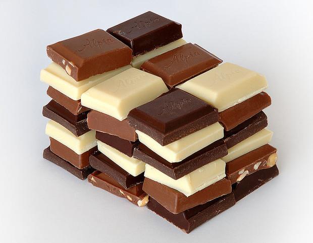 Celebrate National White Chocolate Day