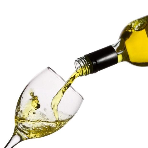 National White Wine Day:  Cheers!
