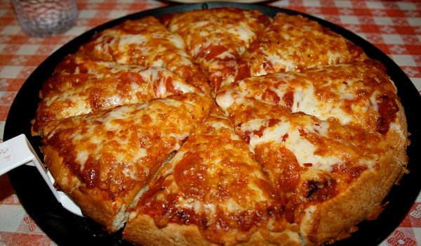 National Cheese Pizza Day:  Say Cheese, Please!