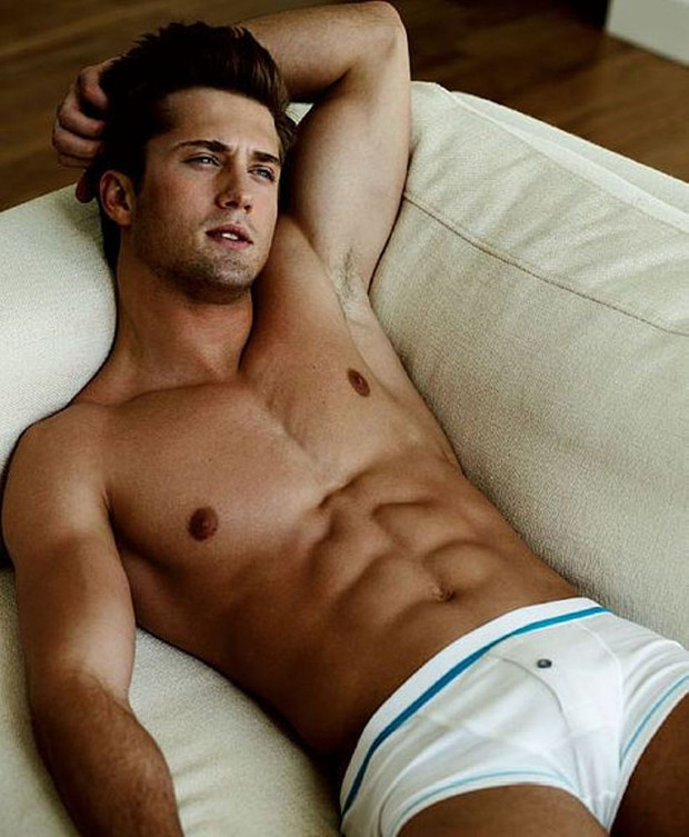 Feast of Fabulous Wild Men Day:  Feast Your Eyes on the World's Sexiest Guys