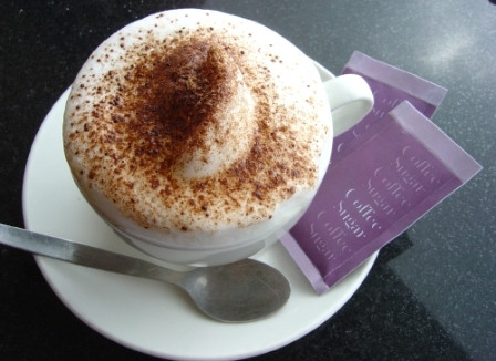 National Cappuccino Day buzz:  Enjoy a Cuppa Cappuccino
