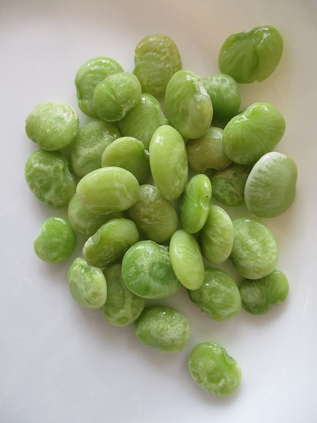 Lima Bean Respect Day:  Little Legumes Need Respect