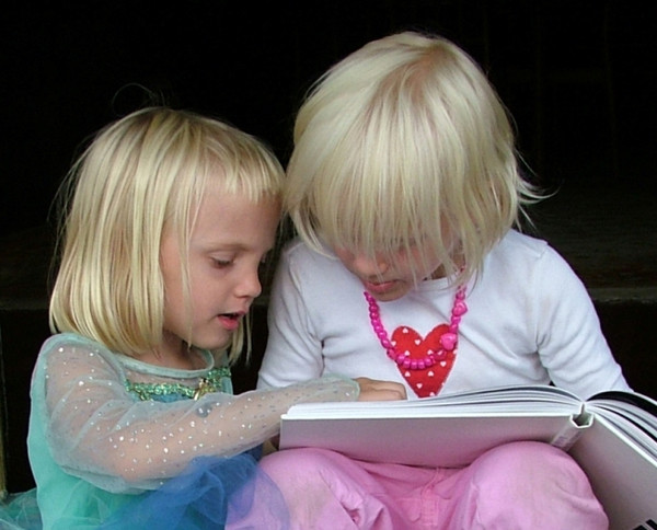 Happy International Children's Book Day: It's story time