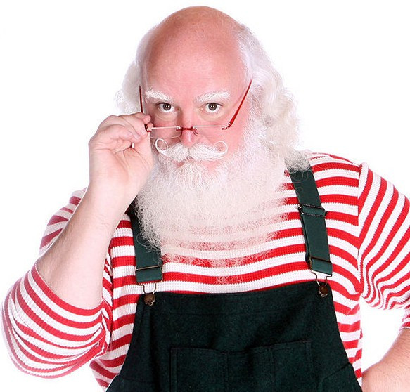 Ho Ho Ho:  Happy Santa Claus Day