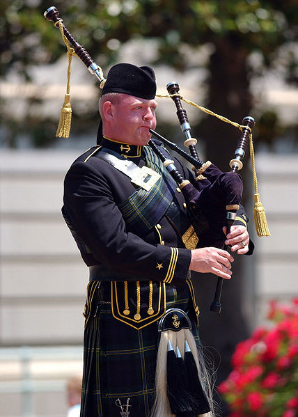Bagpipe Appreciation Day, bagpipes