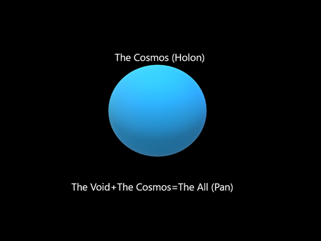 An investigation of Stoic Physics Part 1: The All