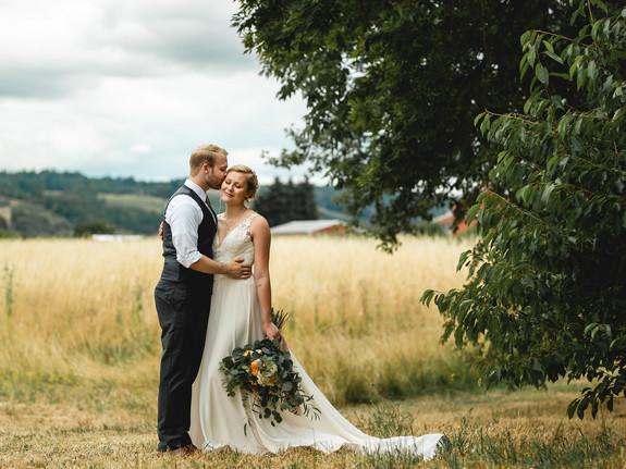 Kirsten + Brandon [Wedding]