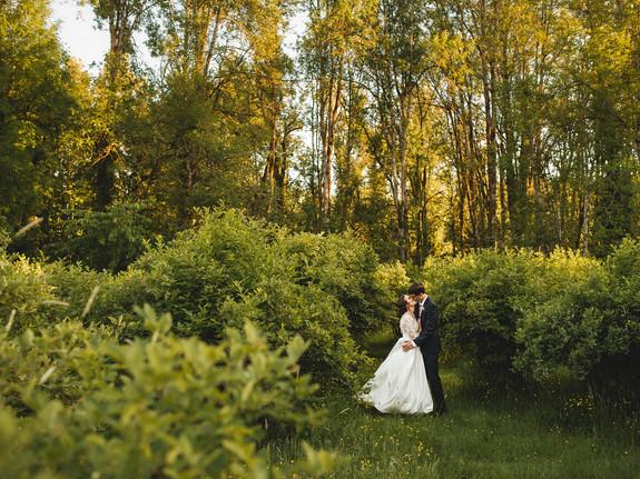 Meg + Jack [Wedding]