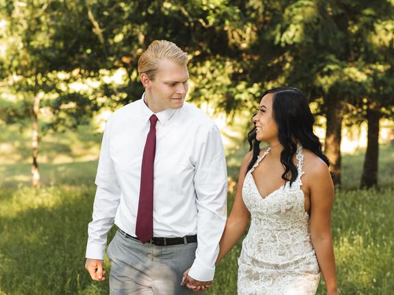 Abby + Chandler [Wedding]