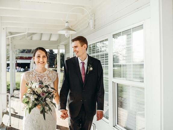 Anna + Steven [Wedding]