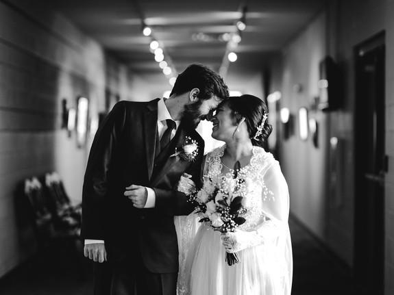 Alicia + Sam [Wedding]