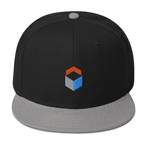 M.A.C.J Apparel Snapback Hat