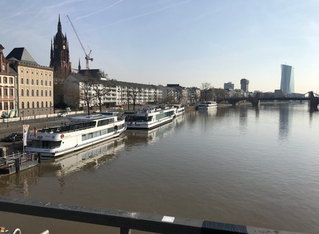 13 Hours: Our Trip to Frankfurt
