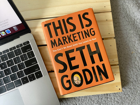 5 Things I Learned From This is Marketing by Seth Godin